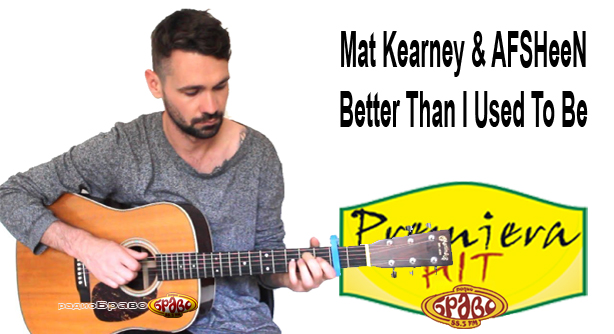 Mat Kearney & AFSHeeN – Better Than I Used To Be (Премиера Хит)