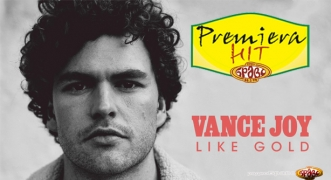 Premiera Hit Vance Joy - Like Gold