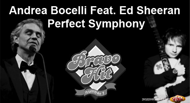 Ed Sheeran Feat. Andrea Bocelli  – Perfect Symphony (Браво Хит)