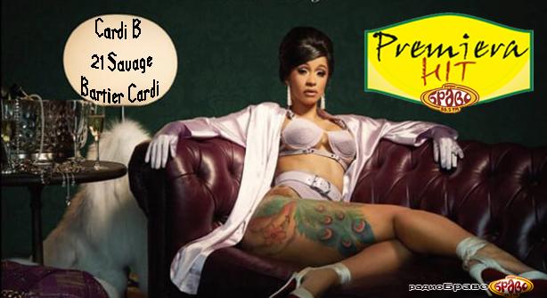 Cardi B Feat. 21 Savage – Bartier Cardi (Премиера Хит)