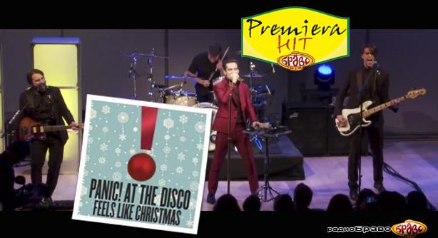Panic! at the Disco – Feels Like Christmas (Премиера Хит)
