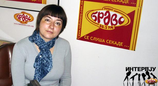 """Сања Атанасовска, добитничка на книжевната награда """"Караманов"""""""