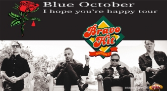 Bravo Hit Blue October - I Hope You're Happy