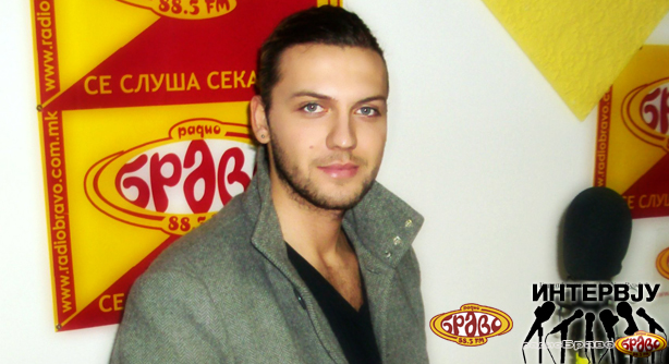 Дарко Тодоровски, прв македонски  магистрант по оперско пеење на Гнесиных, во Москва