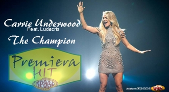 Premiera Hit Carrie Underwood Feat. Ludacris - The Champion