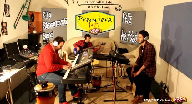 Filip Stevanovski Band – Feliz Navidad (Премиера Хит)