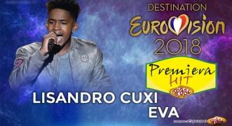 Premiera Hit Lisandro Cuxi - Eva (France Eurovision 2018)
