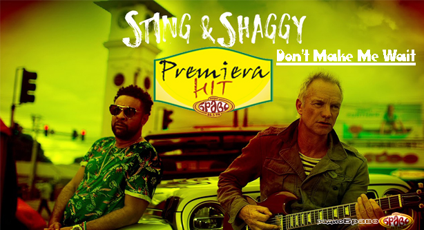 Sting & Shaggy – Dont Make Me Wait (Премиера Хит)