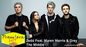 Premiera Hit Zedd Feat. Maren Morris & Grey - The Middle