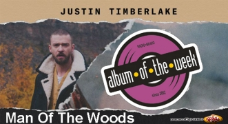 Album Of The Week Justin Timberlake - Man Of The Woods