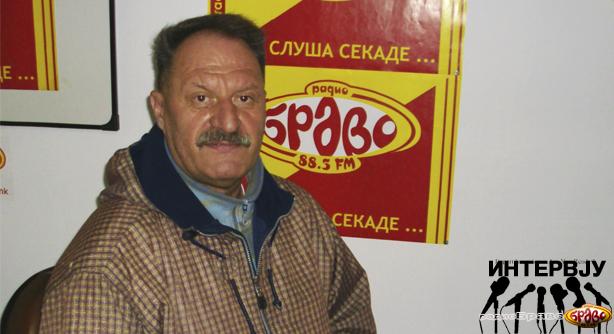 """Јусуф Љатифи, претседател на Здружение """"Кумановски акцијаши"""""""