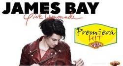Premiera Hit James Bay - Pink Lemonade
