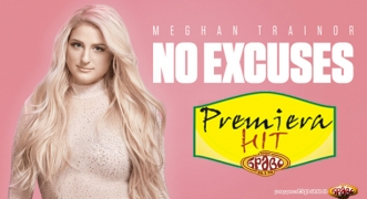 Premiera Hit Meghan Trainor - No Excuses