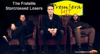Premiera Hit The Fratellis - Starcrossed Losers