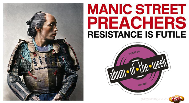 Album Of The Week Manic Street Preachers - Resistance Is Futile