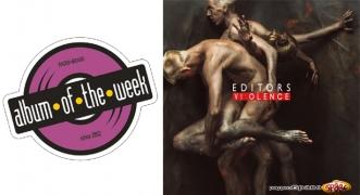 Album na Nedelata Editors - Violence