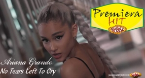 Premiera Hit Ariana Grande - No Tears Left To Cry