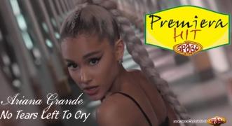 Premiera Hit Ariana Grande - No Tears Left To Cry