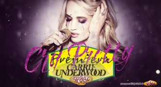 Premiera Hit Carrie Underwood – Cry Pretty