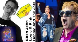 Premiera Hit Elton John Feat. Logic & P!nk - Bennie And The Jets