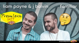 Premiera Hit Liam Payne Feat. J. Balvin - Familiar