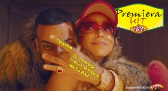 Premiera Hit Tinashe Feat. Ty Dolla Sign & French Montana - Me So Bad
