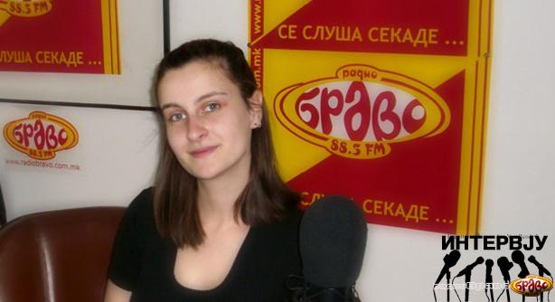 Марјана Павличек за прославата на 70 години ФКК Козјак
