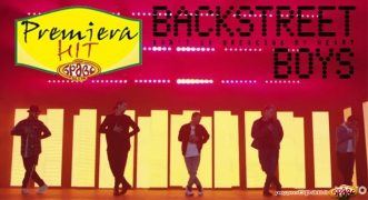 Premiera Hit Backstreet Boys - Dont Go Breaking My Heart