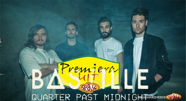 Bastille – Quarter Past Midnight (Премиера Хит)