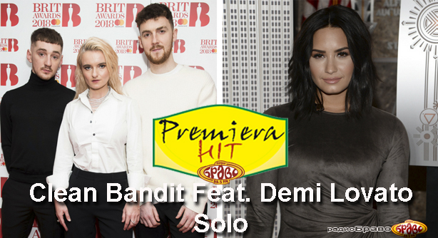 Clean Bandit Feat. Demi Lovato – Solo (Премиера Хит)