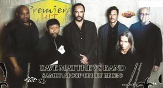 Premiera Hit Dave Matthews Band - Samurai Cop