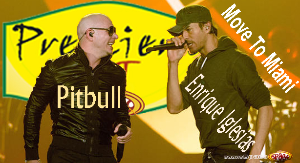 Enrique Iglesias Feat. Pitbull – Move To Miami (Премиера Хит)