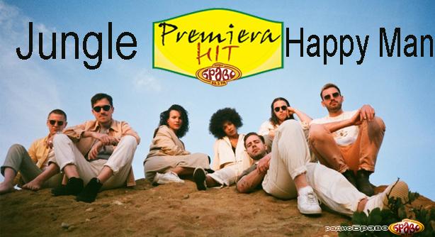 Jungle – Happy Man (Премиера Хит)