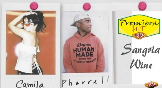Premiera Hit Pharrell Williams Feat. Camila Cabello - Sangria Wine