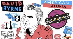 Album Of The Week David Byrne - American Utopia