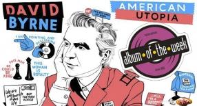 Album Of The Week David Byrne - American Utopia