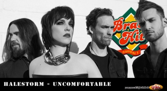 Premiera Hit Halestorm - Uncomfortable
