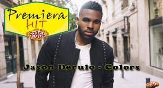 Premiera Hit Jason Derulo - Colors