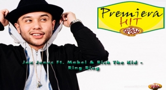 Premiera Hit Jax Jones Ft. Mabel & Rich The Kid - Ring Ring