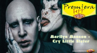 Premiera Hit Marilyn Manson - Cry Little Sister