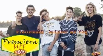 Premiera Hit Prettymuch - Summer On You