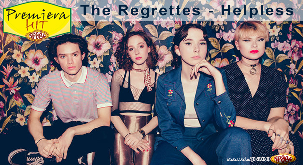 The Regrettes – Helpless  (Hamilton Cover) Премиера Хит