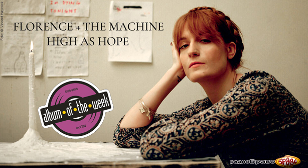 Album Of The Week Florence And The Machine - High As Hope