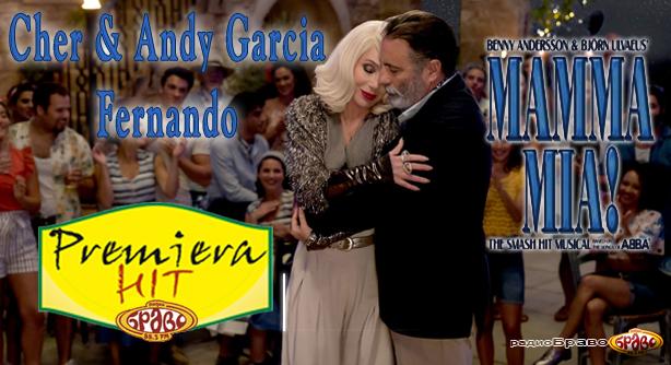 Premiera Hit Cher & Andy Garcia - Fernando