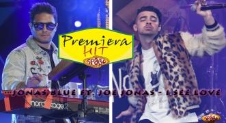 Premiera Hit Jonas Blue Ft. Joe Jonas - I See Love