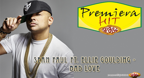 Sean Paul Ft. Ellie Goulding – Bad Love (Премиера Хит)