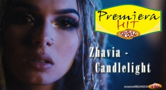 Premiera Hit Zhavia - Candlelight