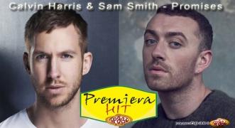 Premiera Hit Calvin Harris & Sam Smith - Promises