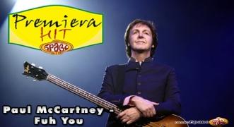 Premiera Hit Paul McCartney - Fuh You