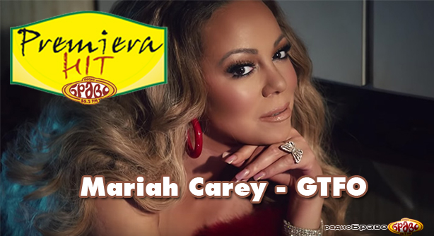 Mariah Carey – GTFO (Премиера Хит)